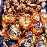 BBQ Menu - Chicken