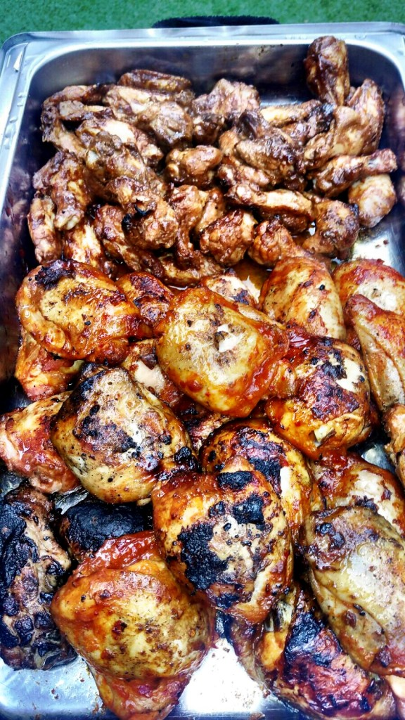 BBQ Menu - Chicken