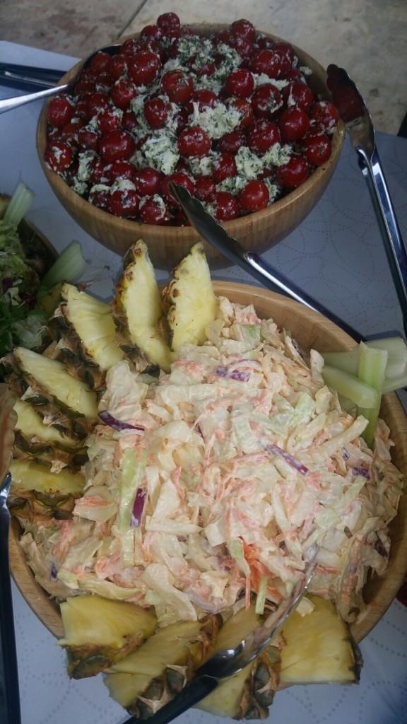 Chef's Homemade Salad Selection