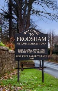 Frodsham - Cheshire